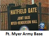Fort Myer Army Base
